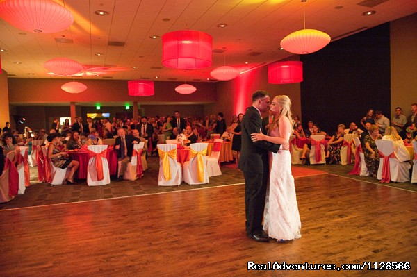 The Curtis - Marco Polo Ballroom (weddings) - the Curtis - a DoubleTree by Hilton