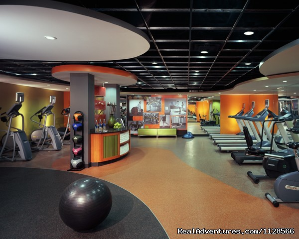 The Curtis - Fitness Room (#10 of 12) - the Curtis - a DoubleTree by Hilton