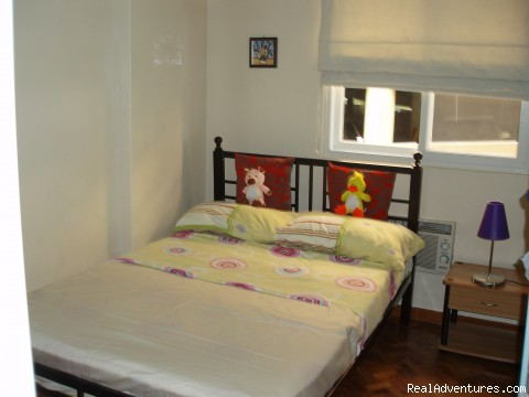 - City Resort Residence right in Ortigas