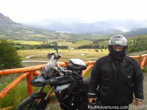 Motorcycles Guided Tours & BMW-GS Bike Rentals Punta Arenas, Chile Motorcycle Tours