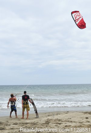 Spanish and Kitesurfing in Ecuador Manta, Ecuador Language Schools