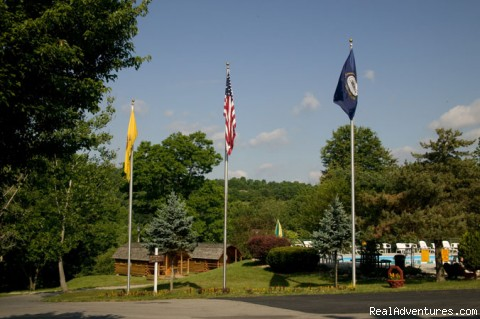 Renfro Valley KOA Campgrounds & RV Parks Mount Vernon, Kentucky