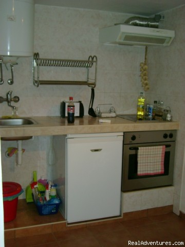 Studio accommodations Romatica's kitchen - DUBROVNIK OLD TOWN Accomodations