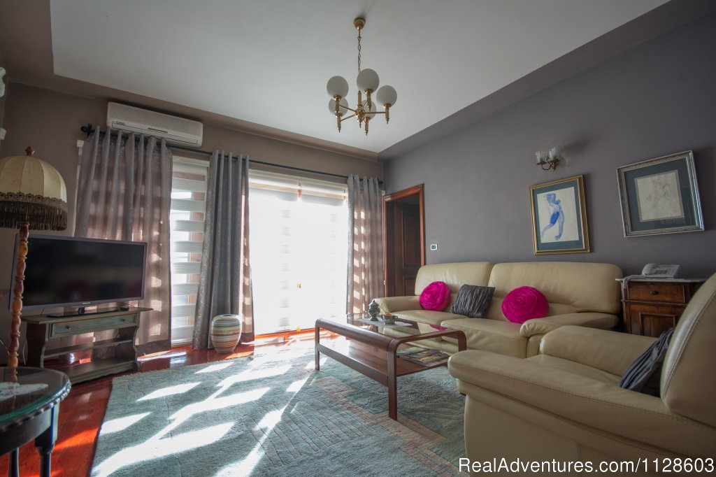 In the old part of Sarajevo town centre, our sophisticated and charming hotel has extensive rooms and apartments with warm and elegant colors, interesting artwork and antique furniture.