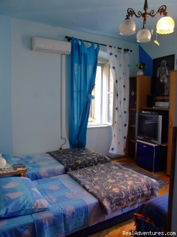 Blue Apartment - Rooms Meri