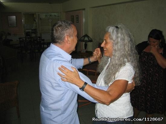 La Casa de Ana B&B  Pepe's free salsa lessons | Image #4/10 | La Casa de Ana,  'Home away from Home'