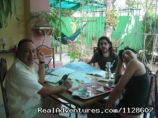 La Casa de Ana B&B.Pepe help to plan you trip along Cuba - La Casa de Ana,  'Home away from Home'