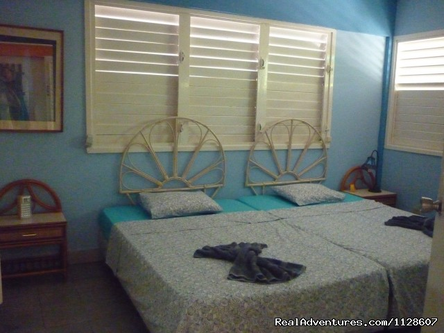La Casa de Ana B&B  view room1 - La Casa de Ana,  'Home away from Home'