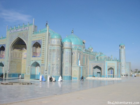 src mazar afghan (#4 of 19) - SilkRoad Caravan Trek & Tour  Pakistan Afghanistan