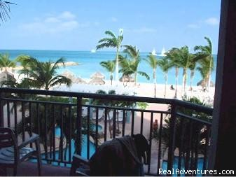 Aruba Phoenix pool&ocean view