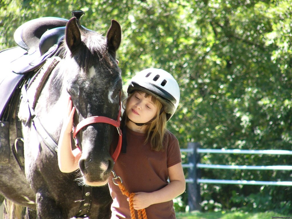 The Love of our Horses | Image #7/23 | R & R Dude Ranch a year round Country Getaway
