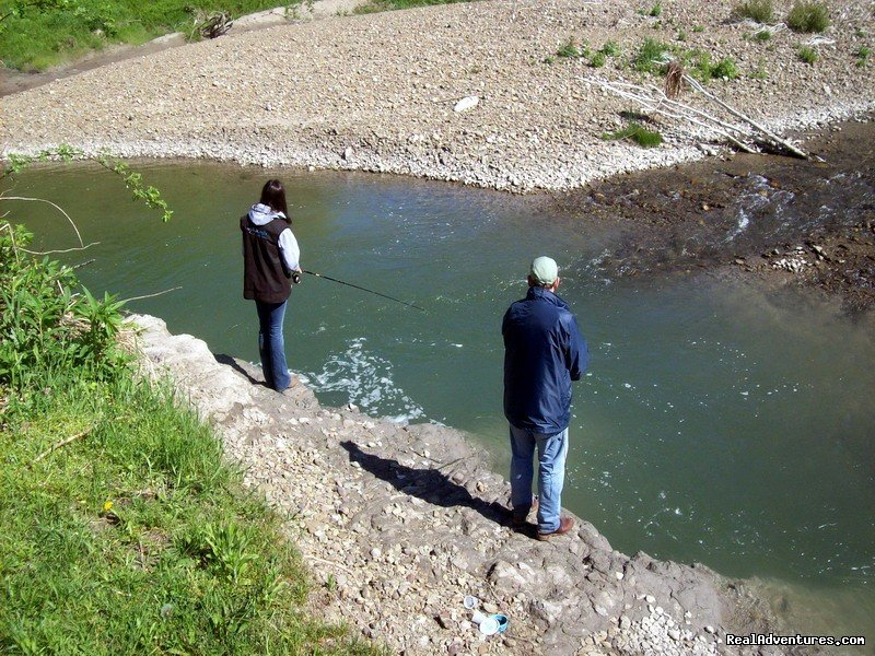 Fishing at R&R Dude Ranch | Image #6/23 | R & R Dude Ranch a year round Country Getaway
