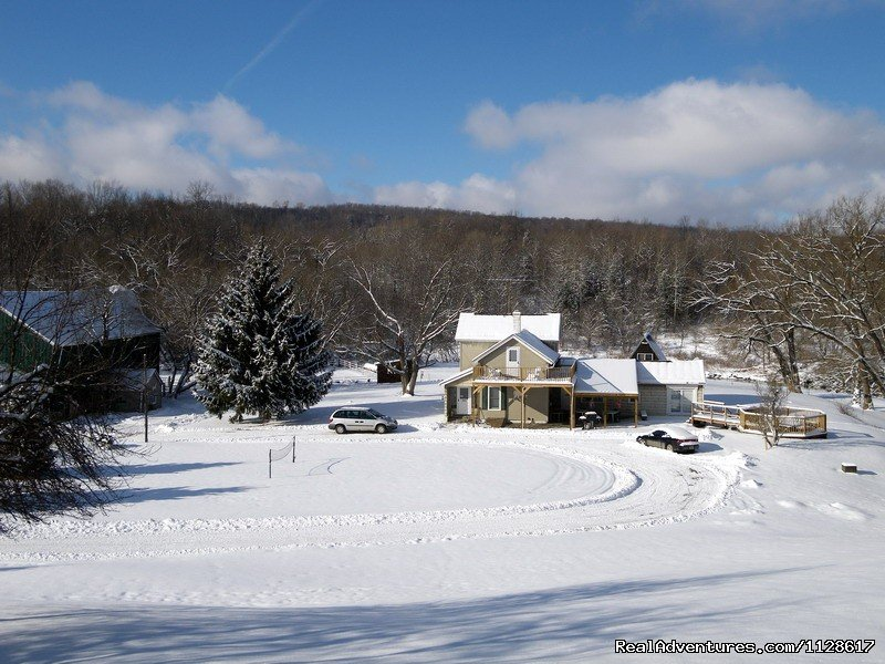R&R Dude Ranch Winter Wonderland | Image #13/23 | R & R Dude Ranch a year round Country Getaway