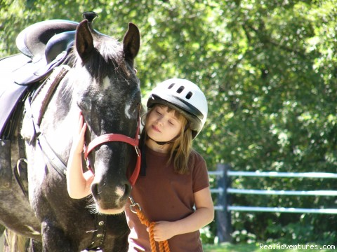 The Love of our Horses - R & R Dude Ranch a year round Country Getaway