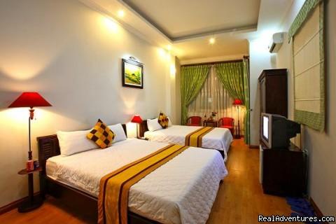 - Hanoi  Mikes Hotel