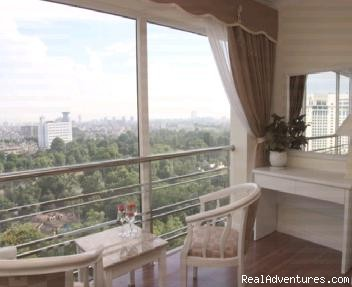 DLX Balcony  - Hanoi  Mikes Hotel