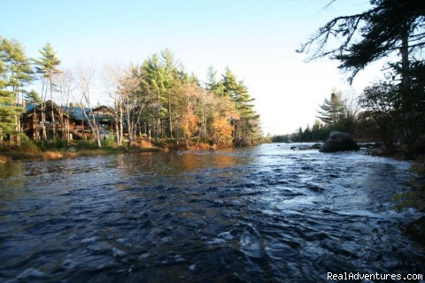 The Lodge on the Tusket River - Trout Point Lodge Relais & Chateaux Canada