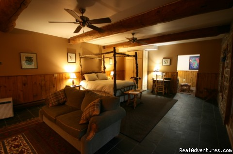 The Granite Suite - Trout Point Lodge Relais & Chateaux Canada