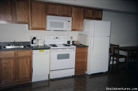 Kitchen (#4 of 5) - Luxury Urban Condo Near DC Attractions & Golfing
