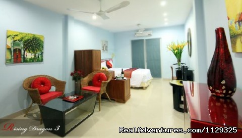 Rising Dragon Hotel - Hanoi Old Quarter: