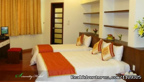 - Rising Dragon Hotel - Hanoi Old Quarter