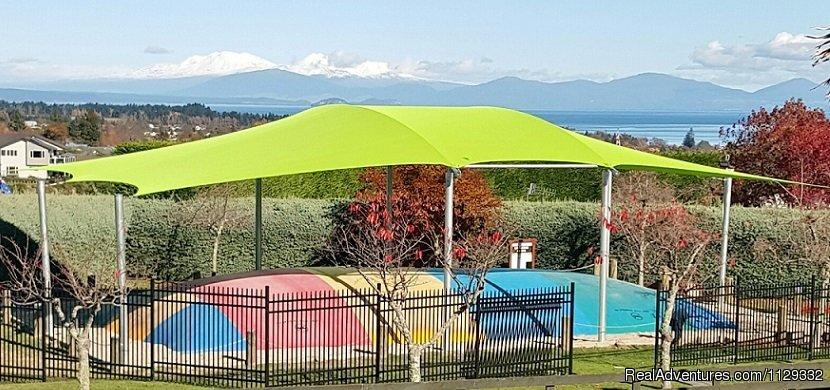 Big Bouncing Air Pad | Image #19/21 | Taupo DeBretts Spa Resort