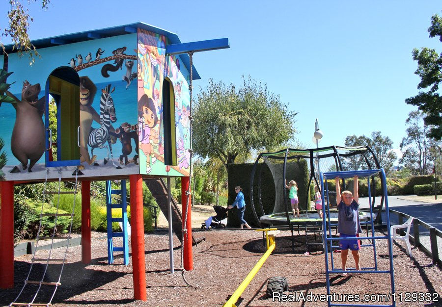 Kids playground | Image #21/21 | Taupo DeBretts Spa Resort