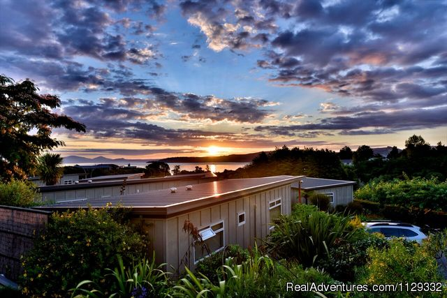 Taupo DeBretts Spa Resort Taupo, New Zealand Campgrounds & RV Parks