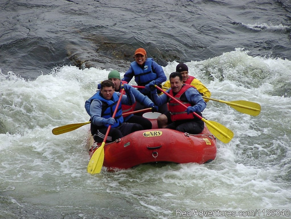Spring and Fall Rafting - Wet Suit Rentals Available | Image #11/26 | Lehigh River Whitewater Rafting in the Poconos PA