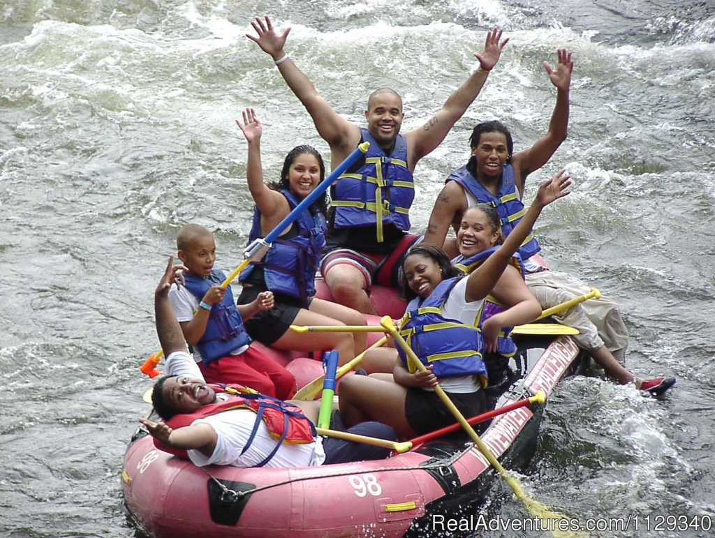 Family Rafting Fun | Image #12/26 | Lehigh River Whitewater Rafting in the Poconos PA