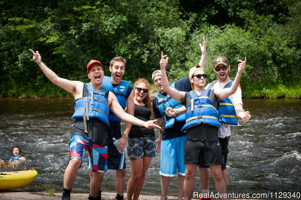 Group Programs and Outings | Image #13/26 | Lehigh River Whitewater Rafting in the Poconos PA
