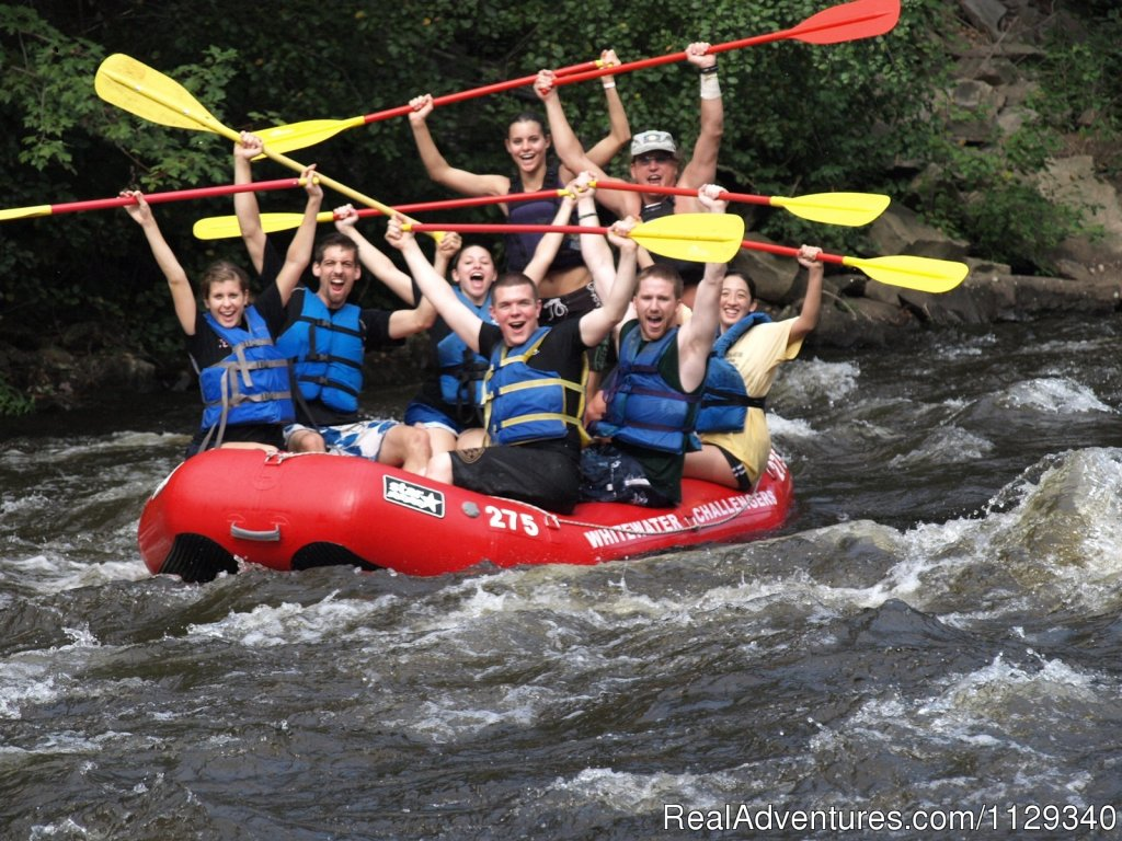 Rafting on the Lehigh River | Image #8/26 | Lehigh River Whitewater Rafting in the Poconos PA