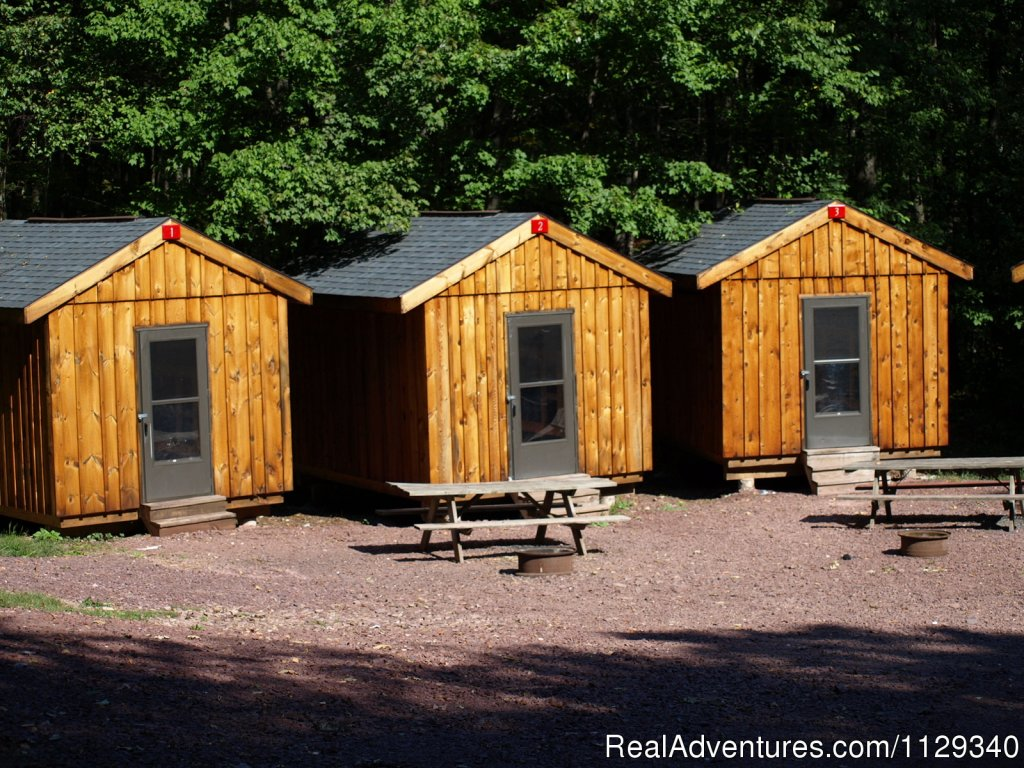 Bunkhouses Available to Rent | Image #23/26 | Lehigh River Whitewater Rafting in the Poconos PA