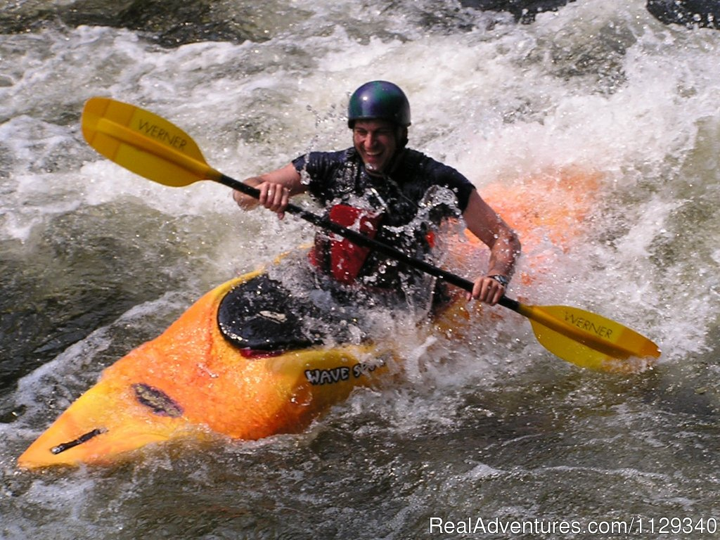 Kayaking on the Lehigh River | Image #17/26 | Lehigh River Whitewater Rafting in the Poconos PA