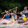Lehigh River Whitewater Rafting in the Poconos PA