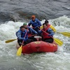 Spring and Fall Rafting - Wet Suit Rentals Available