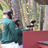 Paintball Target Range at the Campground