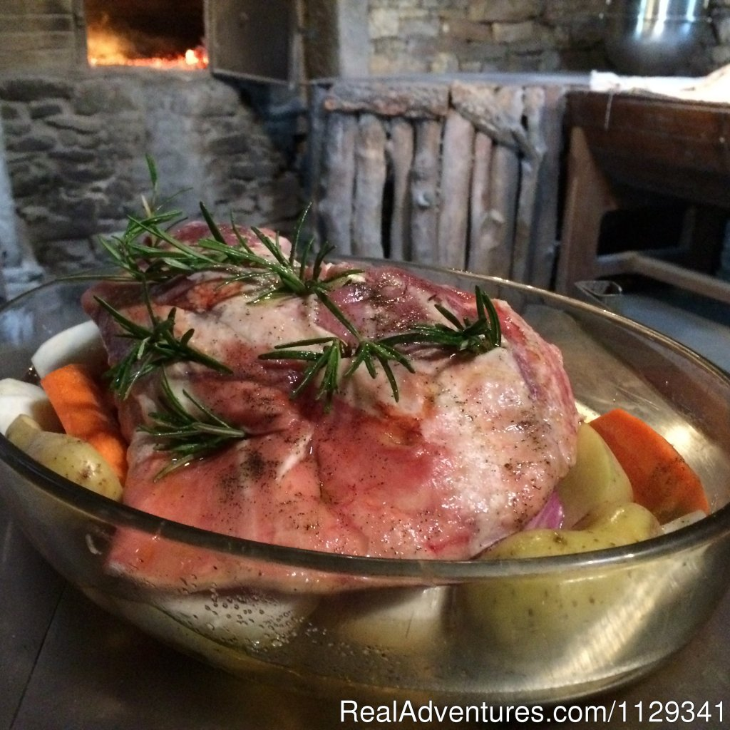 Lamb | Image #8/22 | French Country Cooking in the heart of Normandy