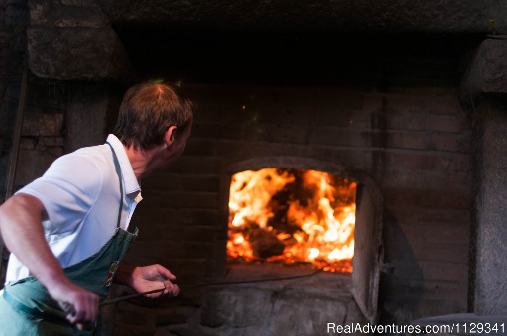 Warming up | Image #4/22 | French Country Cooking in the heart of Normandy