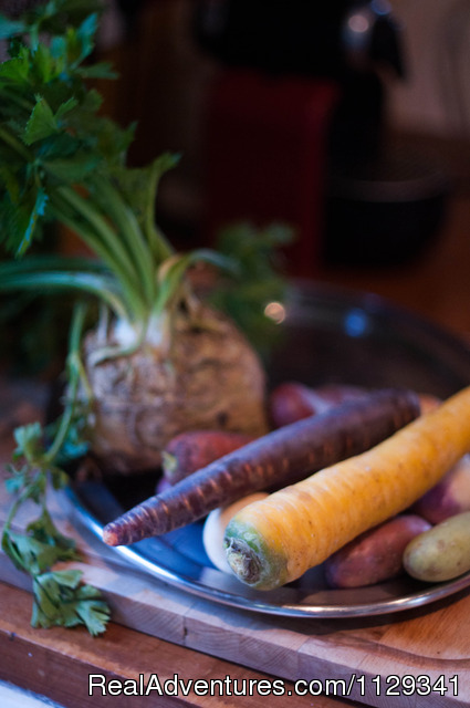 Veg - French Country Cooking in the heart of Normandy