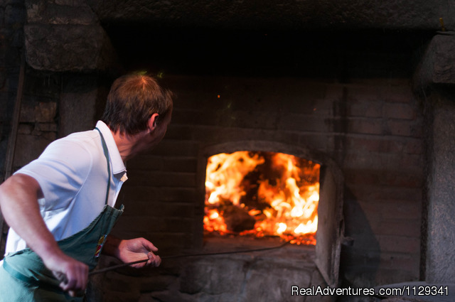 Warming up - French Country Cooking in the heart of Normandy