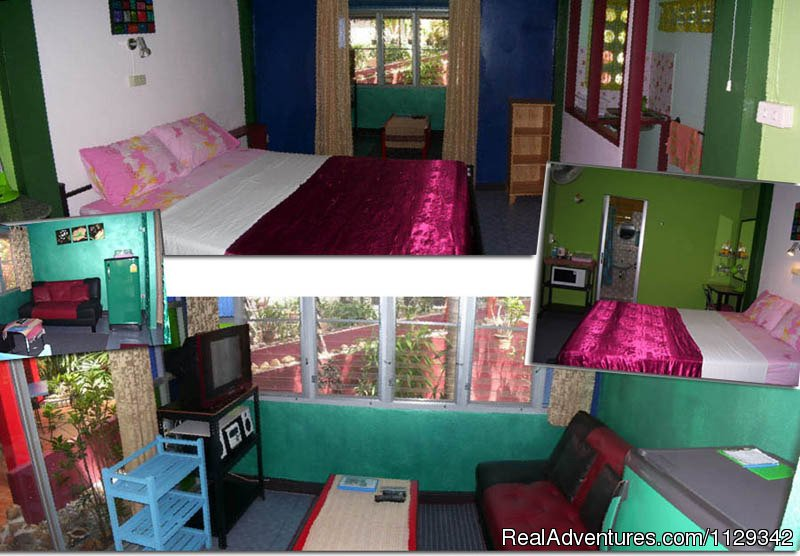 Bungalow -3- | Image #4/15 | Chiang Mai - Guesthouse & Restaurant Swiss Ticino