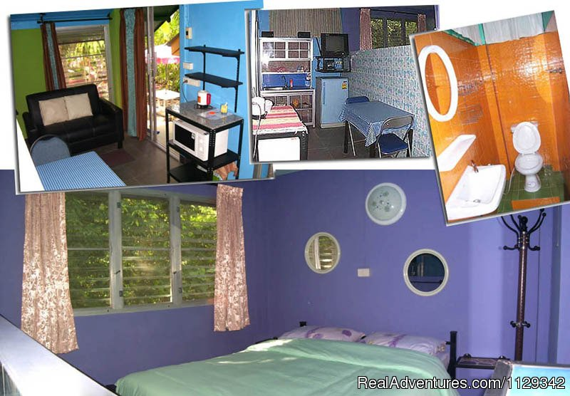 Bungalow -6- | Image #7/15 | Chiang Mai - Guesthouse & Restaurant Swiss Ticino