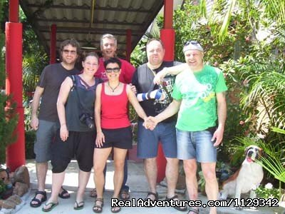 We were there ... | Image #15/15 | Chiang Mai - Guesthouse & Restaurant Swiss Ticino
