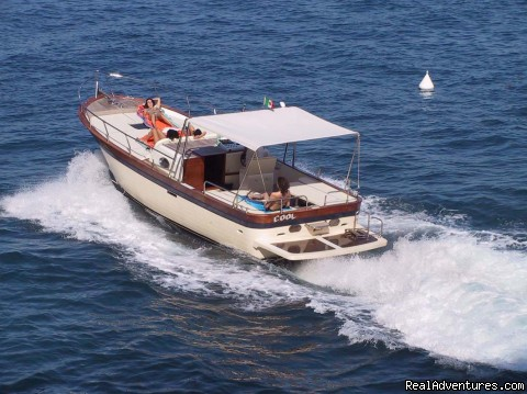 Cruise with us in style on the Amalfi Coast - Private Boat Tours, Amalfi Coast and Capri
