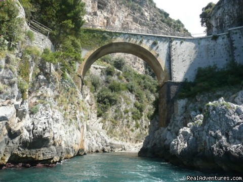 Furore Fjord, Amalfi Coast - Private Boat Tours, Amalfi Coast and Capri