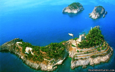 The mythical Li Galli Islands, Amalfi Coast - Private Boat Tours, Amalfi Coast and Capri
