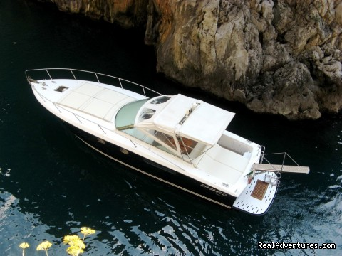 Crowne, our 40-foot motor-yacht (#8 of 23) - Private Boat Tours, Amalfi Coast and Capri
