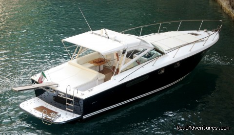 Crowne, our 40-foot motor-yacht (#15 of 23) - Private Boat Tours, Amalfi Coast and Capri