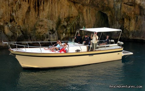 Cruise the Amalfi Coast with Amalfi Boat Excursion - Private Boat Tours, Amalfi Coast and Capri